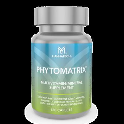 Phytomatrix - Mannatech - PlantaardigeVoedingssupplementen.nl